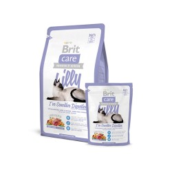 Brit Care Cat Lilly I've Sensitive Digestion (Ягненок, лосось)