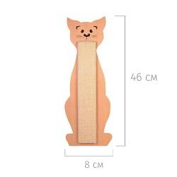 """Когтеточка """"TRIXIE"""" ′Cat Contour′, 21 х 58 см"""