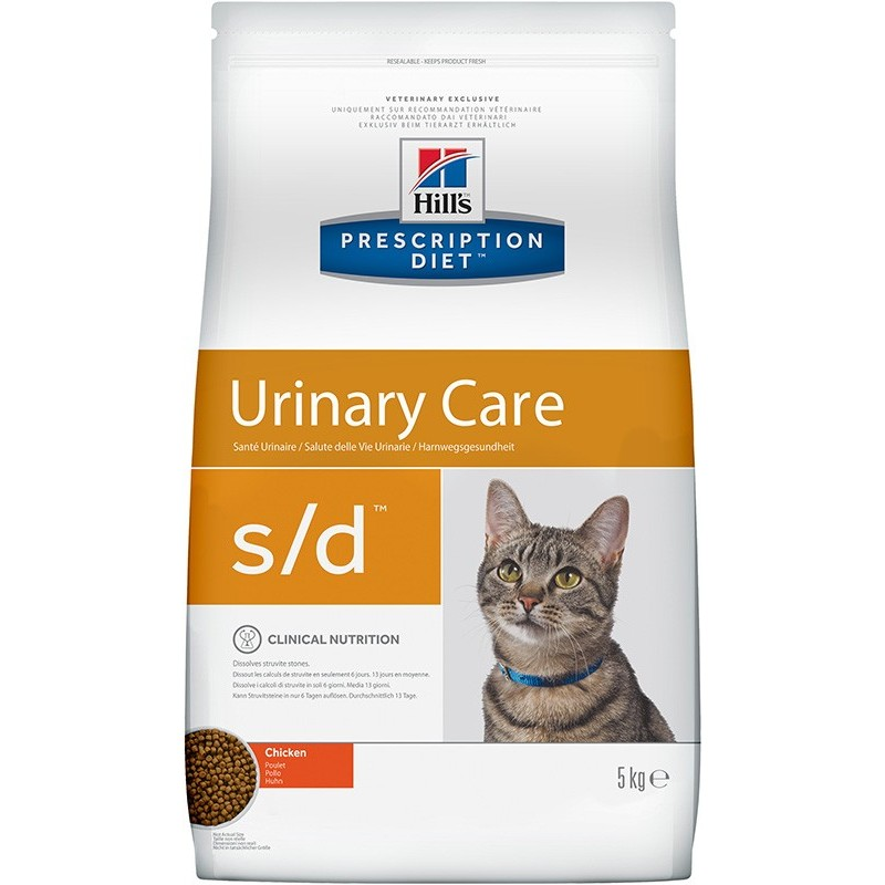 Hill's Prescription Diet s/d Urinary Care