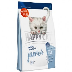 Сухой корм Happy Cat Sensitive Grainfree Junior (Птица)