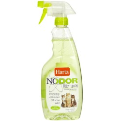 Hartz Nodor litter spray против запахов, 503 мл