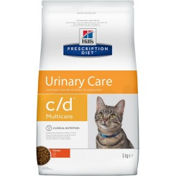 Hill's Prescription Diet Feline c/d Multicare