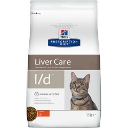 Hill's Prescription Diet l/d Liver Care Cat