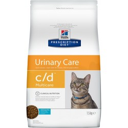 Hill's Prescription Diet c/d Multicare Urinary Care (Рыба)