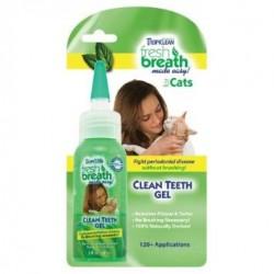Гель для чистки зубов TropiClean Clean Teeth Gel, 59 мл