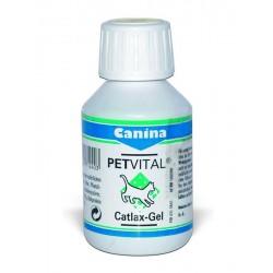 Canina PETVITAL® Catlax-Gel (гель для выведения шерсти из желудка для кошек)