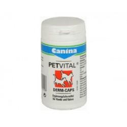 Canina PETVITAL® Derm-Caps (капсулы для собак и кошек)