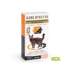 Veda Биоритм для кошек с морепродуктами