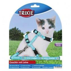 """Набор """"Trixie"""" (шлея+поводок) для котят"""