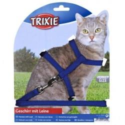 """Набор """"Trixie"""" (шлея + поводок) для кошек"""