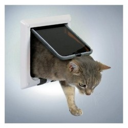 """Откидная дверца для кошки """"TRIXIE"""""""