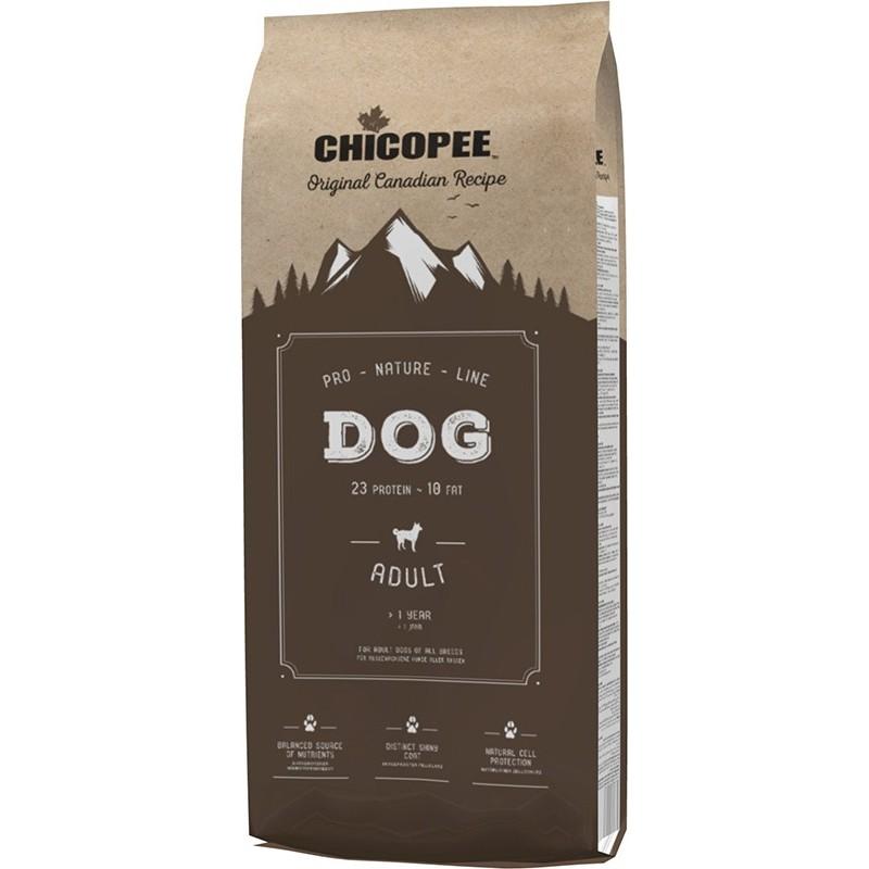 Chicopee Pro Nature Line Dog Adult