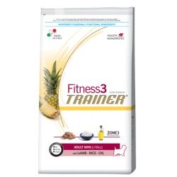 Trainer Fitness Adult Mini Lamb & Rice