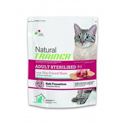 Trainer Natural Adult Cat Ster Ham
