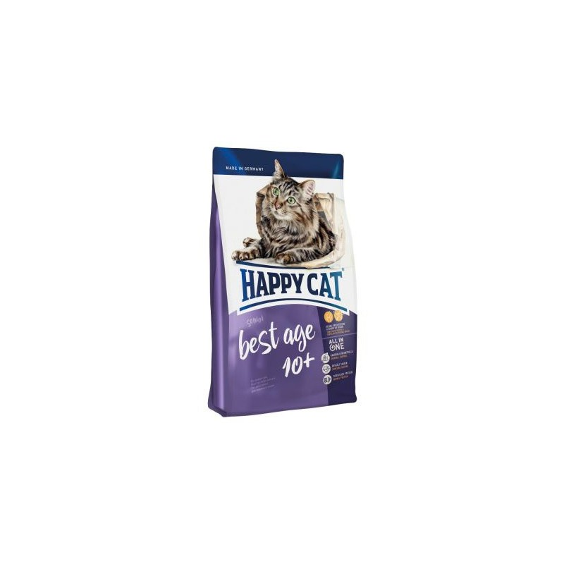 Сухой корм Happy Cat Supreme Best Age 10+