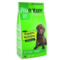 Pronature Original 27 Puppy All Breeds Chicken