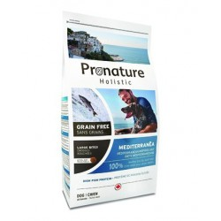 Pronature Holistic GF Dog Mediterranean Medium & Maxi