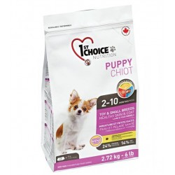 1ST CHOICE Puppy Sensitive Skin & Coat Mini