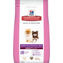 Hill′s SP Canine Adult Small&Miniature Sensitive Stomach&Skin