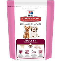 Hill's Science Plan Canine Adult Small&Miniature Ckn