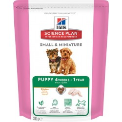 Hill′s Science Plan Puppy Small&Miniature Ckn