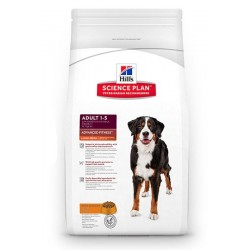 Hill′s SP Canine Adult Advanced Fitness Large Breed Ckn