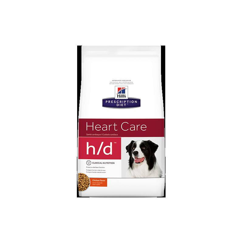 Hill′s Prescription Diet h/d Heart Care