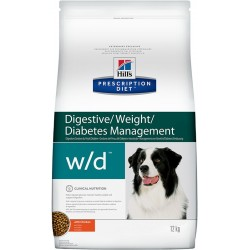 Hill′s Prescription Diet w/d Digestive/Weight Management