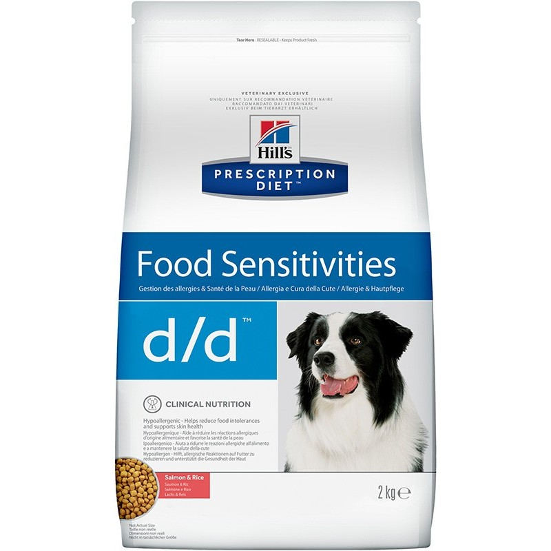 Hill′s Prescription Diet d/d Food Sensitivities Salmon