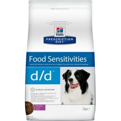 Hill′s Prescription Diet d/d Food Sensitivities