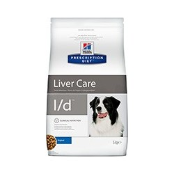 Hill′s Prescription Diet l/d Liver Care