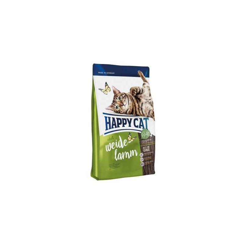 Сухой корм Happy Cat Supreme (Пастбищный Ягненок)