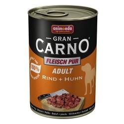 Gran Carno Fleisch Adult (Говядина, курица)