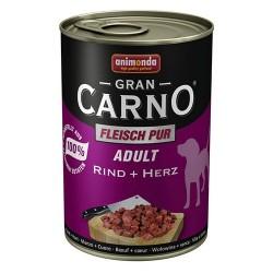 Gran Carno Fleisch Adult (Говядина, сердце утки)