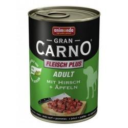 Gran Carno Fleisch Adult (Оленина, яблоко), 400 гр