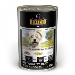 Belcando Quality Meat With Noodles, 6 шт
