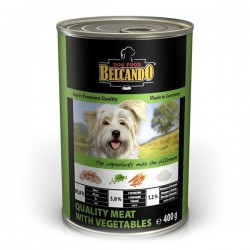 Belcando Quality Meat With Vegetables, 6 шт