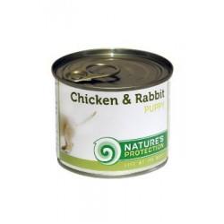 NP Puppy Chicken & Rabbit (Курица, кролик)