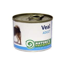 Nature′s Protection Dog Adult Veal (Телятина)