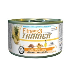 Trainer Fitness Adult Mini Rabbit & Potatoes, 0,15 кг
