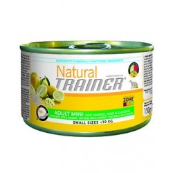 Trainer Natural Adult Mini Beef & Rice & Ginsen
