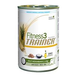 Trainer Fitness Adult Medium/Maxi Duck & Rice, 0,4 кг