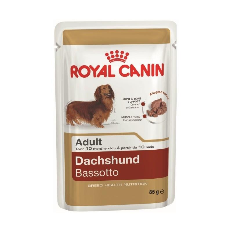 Royal Canin Dachshund Adult (паштет), 85 гр