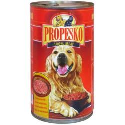 Propesko Chunks Dog (Курица, паста, морковь)