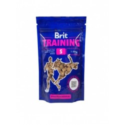 Brit Training S дрессировочные снеки для собак мелких пород