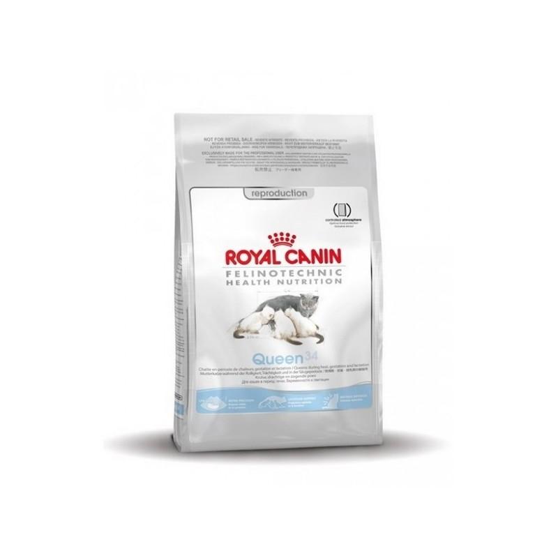 Сухой корм Royal Canin Queen 34