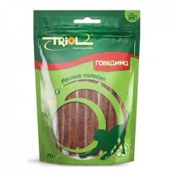 Triol PT10 Полоски из говядины