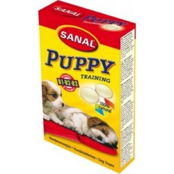 Sanal для щенков, 40 таблеток