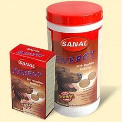 Sanal для собак энергия/говядина, 100 таблеток