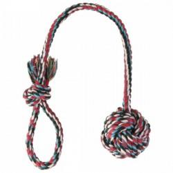 "Игрушка ""TRIXIE"" ""DENTAfun"" в виде верёвки с узлом"